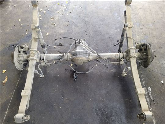Gibnjevi dupli za mercedes Sprinter W906