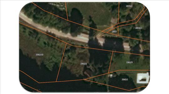 Građevinsko zemljište na prodaju Volujac (Užice)