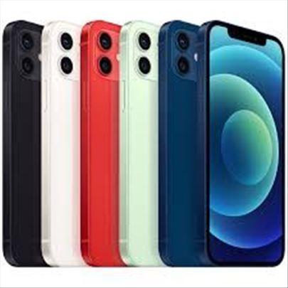iPhone 12 64gb- nov, neotpakovan, garancija