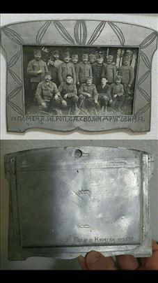 Slike iz logora Nemačka, originalne