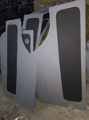 Tapaciri za mercedes Sprinter W906 XL