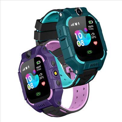 Deciji Smart Sat pametni sat telefon Q12 Ljubicast