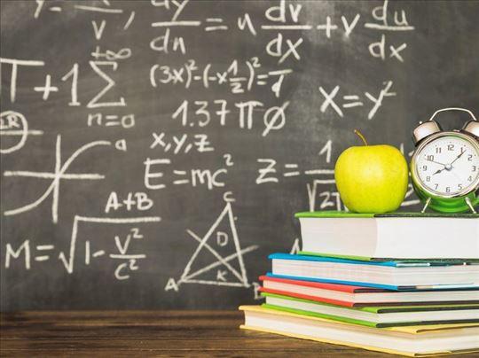 Časovi matematike
