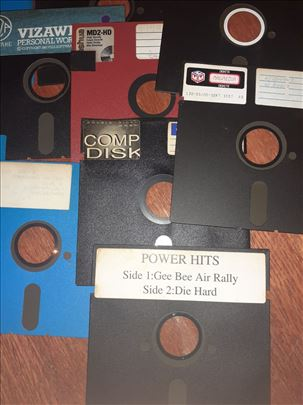Flopy 5,25 diskete za Commodore 64 i druge računar