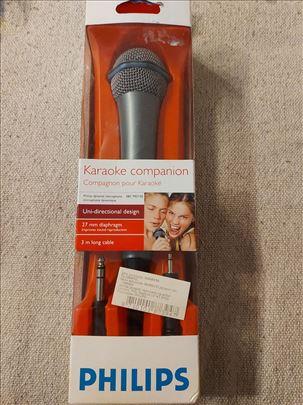 Philips mikrofon za karaoke