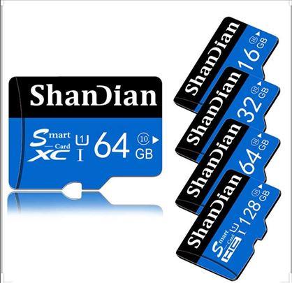 Micro sd memorijska kartica 64gb memory card