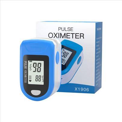 Precizan pulsni oksimetar X1906