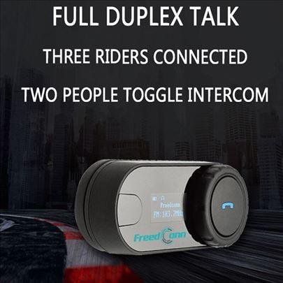 Interkom/Komunikator T-COM SC -Bluetooth SET 2 kom