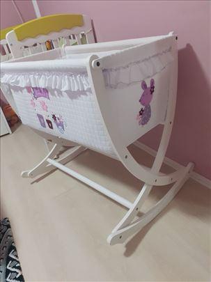 Krevetac za bebu