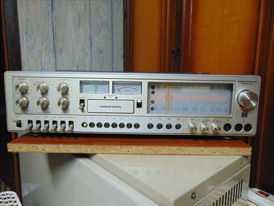 GRUNDIG R45 Stereo Risiver