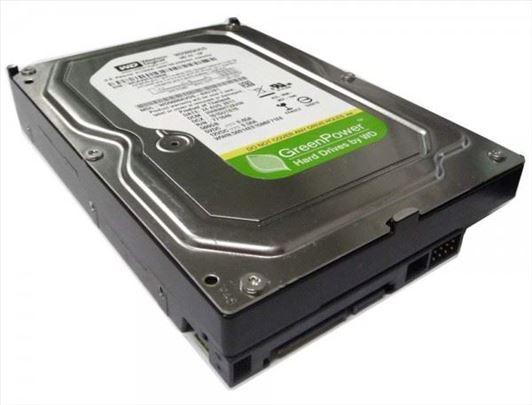 """HDD 3.5"""" 500GB WD5000AVDS WD AV-GP 7200RPM 32MB SA"""