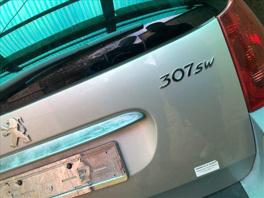 Peugeot 307 2.0 HDI 66kw 90ks najpovoljniji delovi