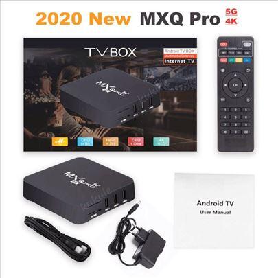 TV BOX MXQ Pro 4K Android 10 4gb/32gb nov 2020