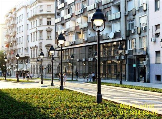 Stari grad, centar - Obilićev venac