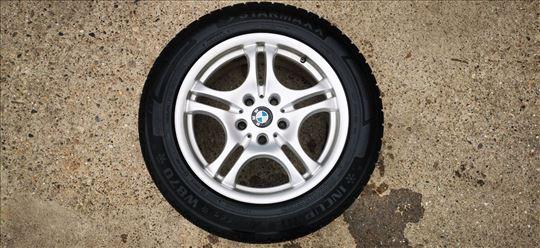 BMW alu felne i zimske gume Starmaxx 235/55/17