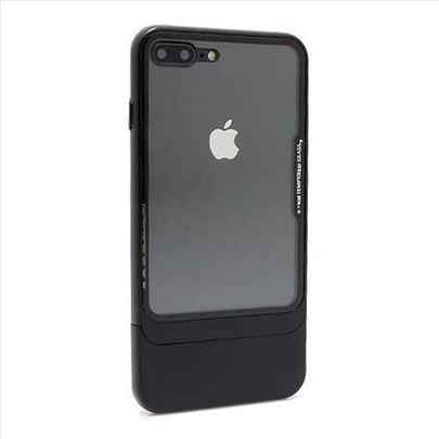 Futrola Magnetic Shell za Iphone 7/8/SE (2020) crn