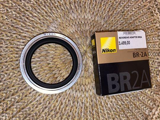 Nikon Reversing adapter BR2A za macro fotografiju