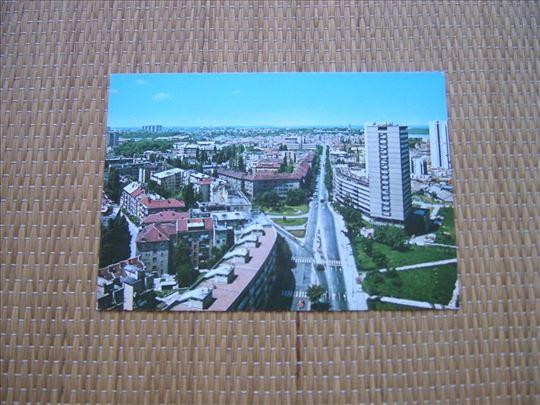 Zemun Karadjordjev Trg - Pre Više Od 40 Godina