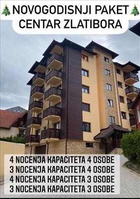 Apartmani Šilja Marjanović, centar Zlatibora