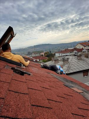 Majstor za krovove i sanacije