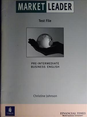 Market leader test file