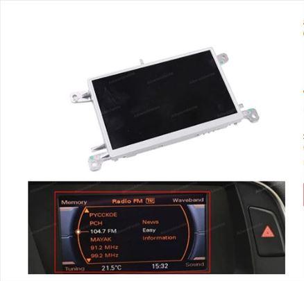 Audi A4 B8 A5 Q5 Display Ekran multimedija