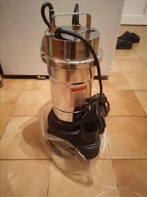 Pumpa za vodu Metalna 1500W, novo