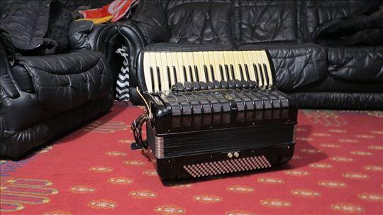 Harmonika UNIKAT