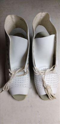 Anatomska obuća Borosana kožne br.37,5 gazište 25
