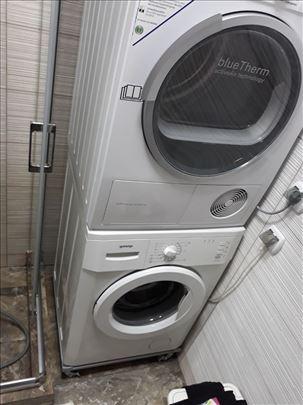 Postolje kolica nosac za masinu za pranje vesa