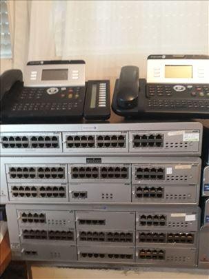 Telefon centrala Alcatel 24 lokala 2 sistem