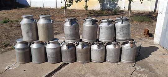Aluminijumske kante za med