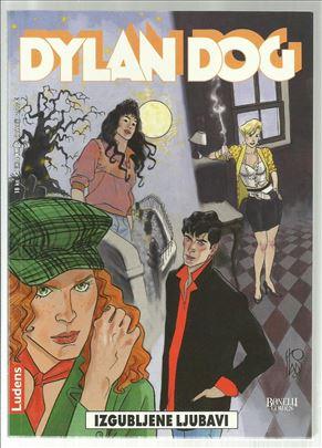 Dylan Dog LU 107 Izgubljene ljubavi