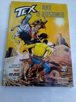 Tex VC br. 5 Rat u pustinji