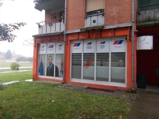 Čoka - 19.200 € prodaja poslovni prostor