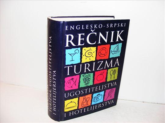 Englesko srpski rečnik turizma, ugostiteljstva