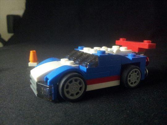 Lego creator car