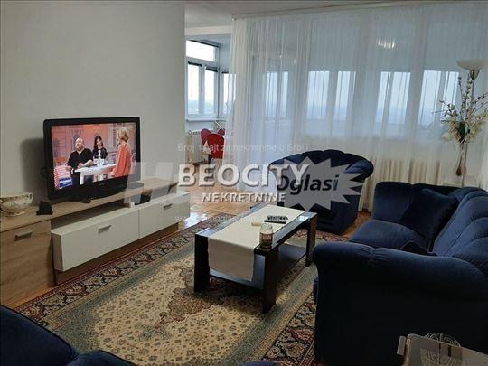 Novi Beograd, Blok 45 (TC Enjub), Jurija Gagarina,