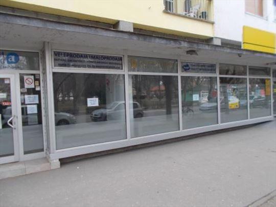 Senta - prodaja poslovni prostor - 90.000 € - Cent