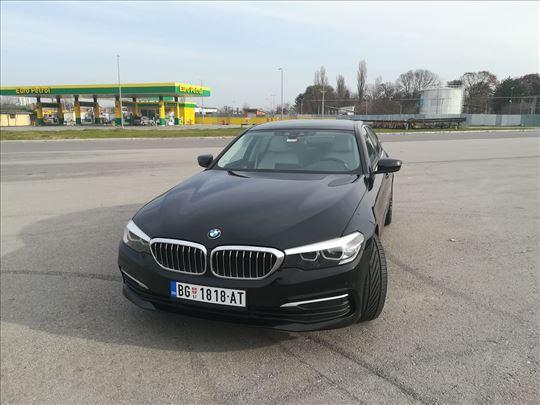 BMW 520 520D xdrive