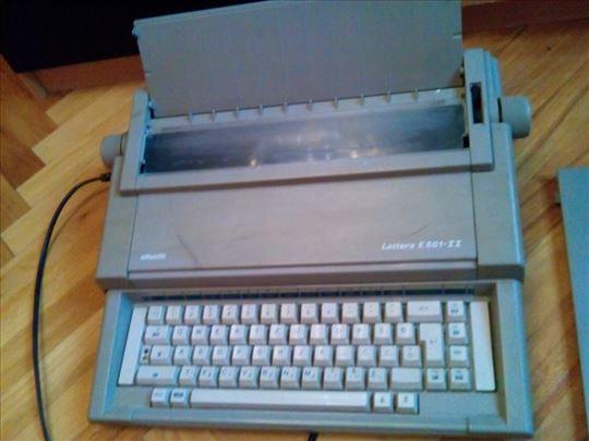 Električna pisaća mašina