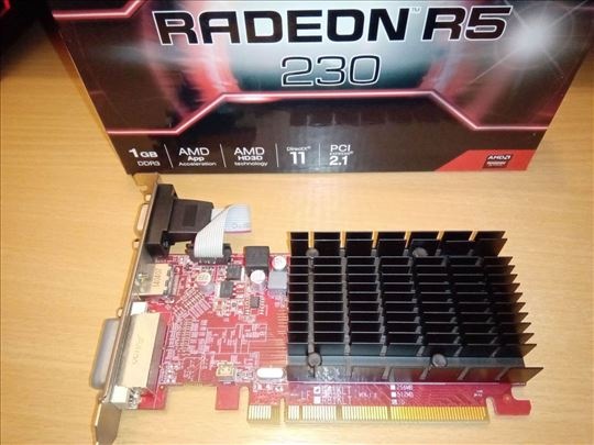 Grafička kartica PowerColor AMD Radeon R5 1GB DDR3