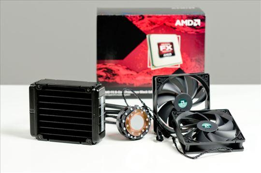 Originalno Vodeno hlađenje za najjače AMD Procesor