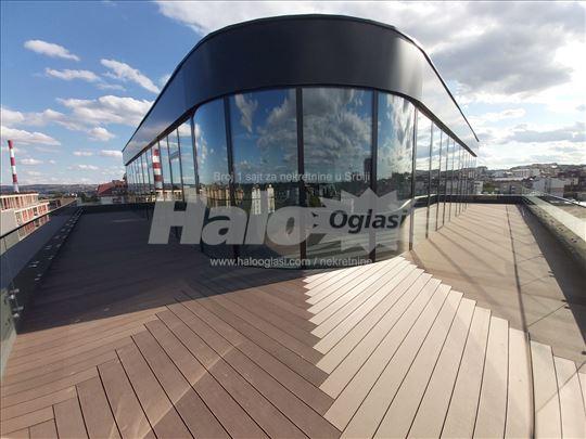Exclusive rooftop office MIA Dorćol 400m2