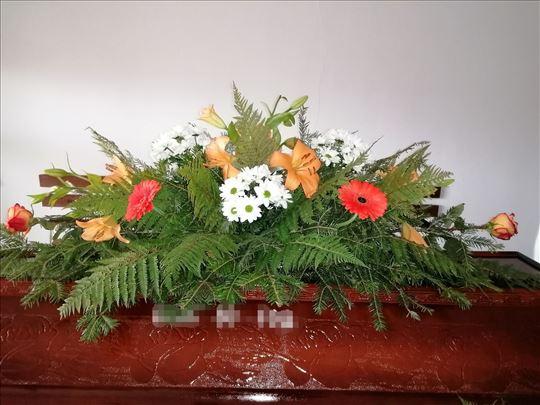 Pogrebna oprema BOZUR Perlez