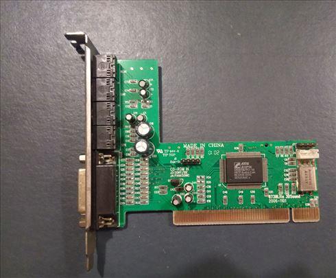 CMI8738 zvučna karta PCI