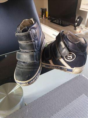 Kozne duboke cipele PAVLE   27