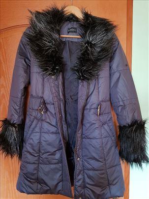 Zenska zimska jakna S velicina NOVO