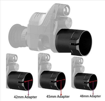Adapteri za PARD NV007 - Prečnik 42mm/45mm/48mm