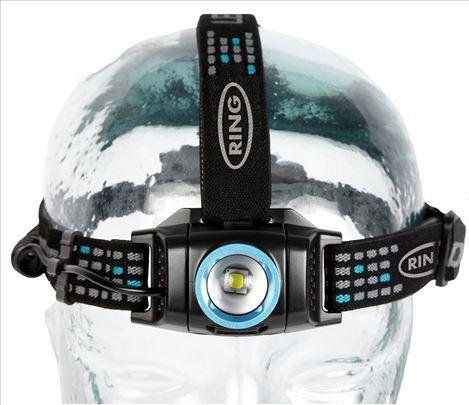 LED baterijska lampa za glavu RING/OSRAM RIT1070